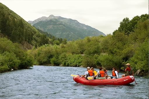 Provo River Afternoon Tours