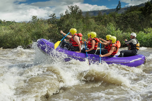 Weber River Rafting Tours