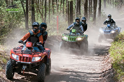 ATV Razor Safaris
