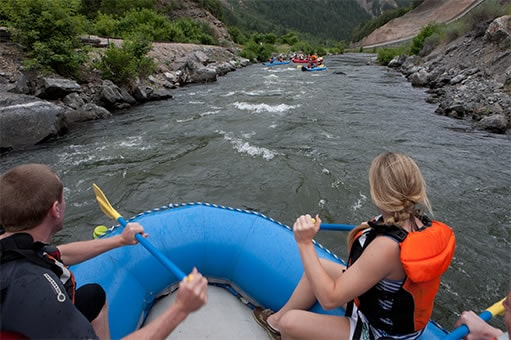 Provo River Morning Tours