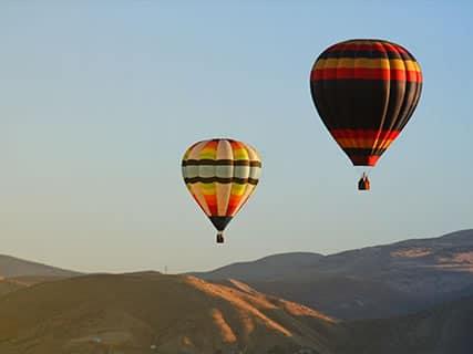 Summer Hot Air Balloon 1