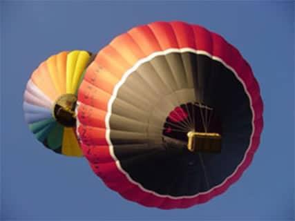 Summer Hot Air Balloon 2